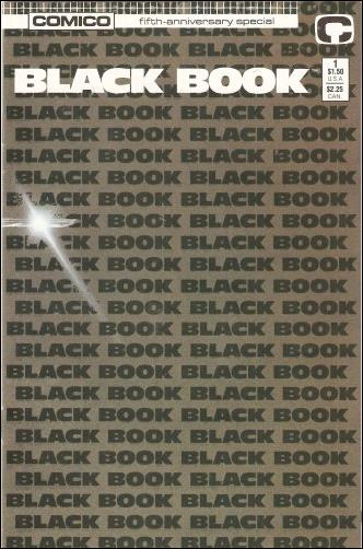 Comico Black Book 1-A by Comico