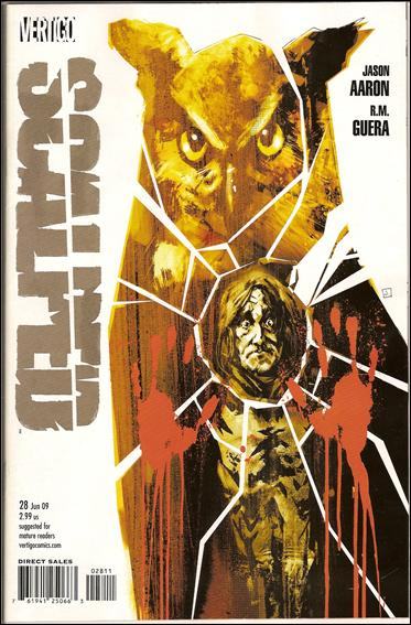 Scalped 28-A by Vertigo