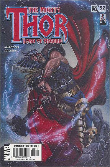 Thor (1998) 52-A by Marvel