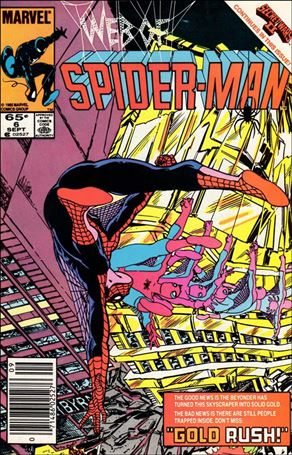 Web of Spider-Man (1985) 6-A