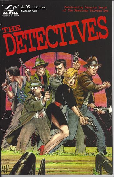 Detectives 1-A by Alpha Productions