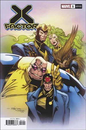 X-Factor (2020) 1-F