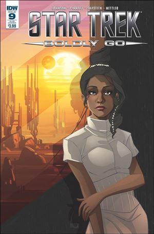 Star Trek: Boldly Go 9-B