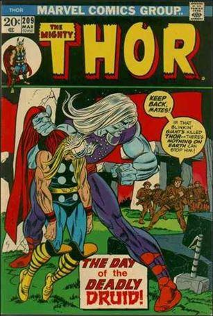 Thor (1966) 209-A