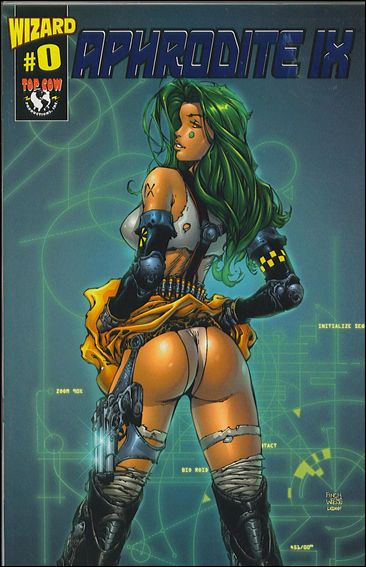 Aphrodite IX (2000) 0-B by Top Cow