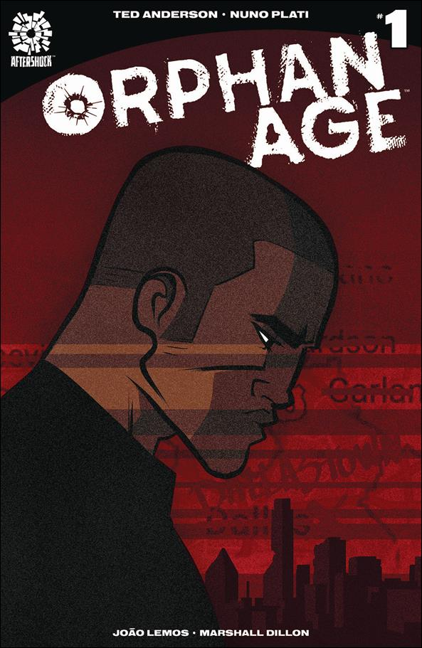 Orphan Age 1-C by AfterShock
