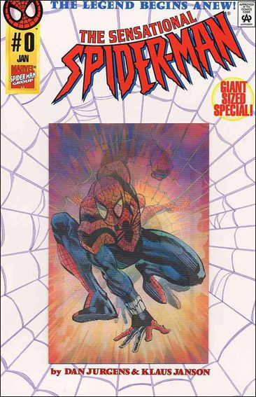 Sensational Spider-Man (1996) 0-A by Marvel