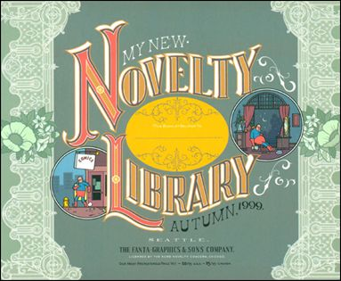 Acme Novelty Library 13-A by Fantagraphics
