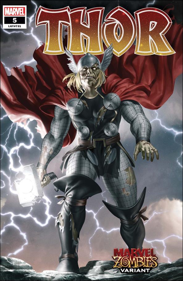 Thor (2020) 5-B by Marvel