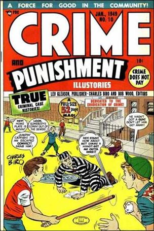 Crime and Punishment 10-A