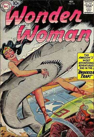 Wonder Woman (1942) 101-A by DC