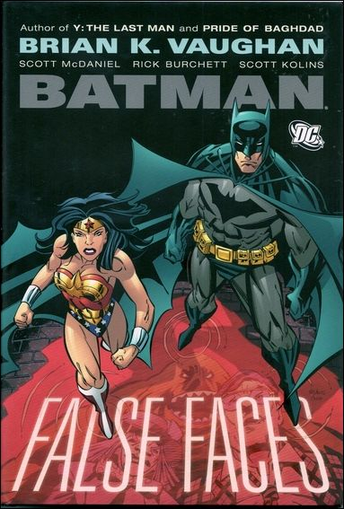 Batman: False Faces nn-A by DC