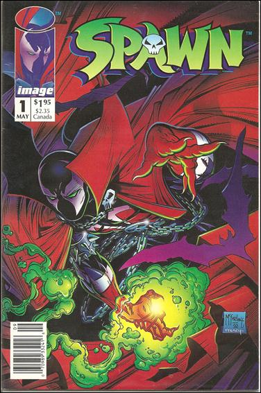 Spawn 1-B by Image