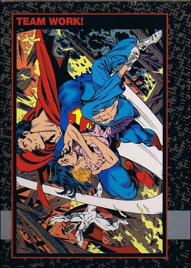 Doomsday: The Death of Superman (Base Set) 29-A by SkyBox