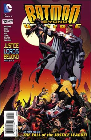 Batman Beyond Universe 12-A