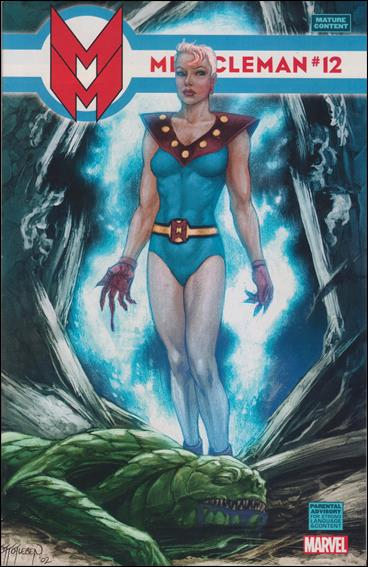 Miracleman (2014) 12-A by Marvel