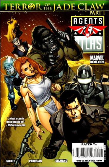 Agents of Atlas (2009) 9-A by Marvel