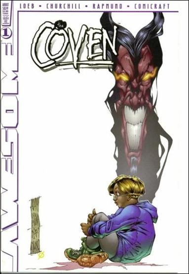 Coven (1997) 1-B by Awesome