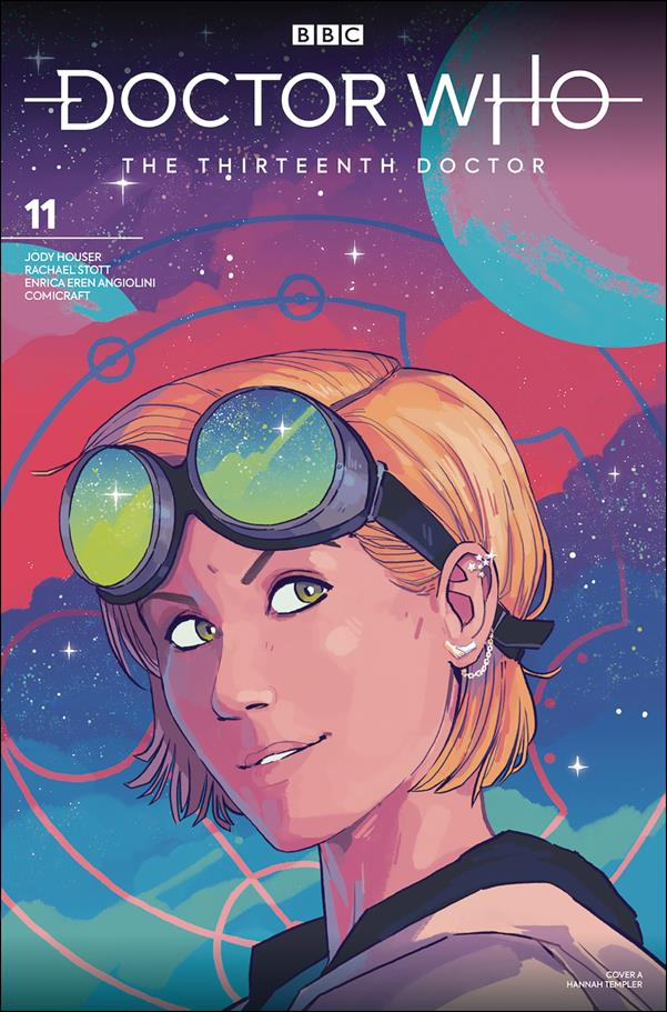 Doctor Who: The Thirteenth Doctor 11-A by Titan