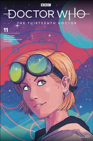 Doctor Who: The Thirteenth Doctor 11-A