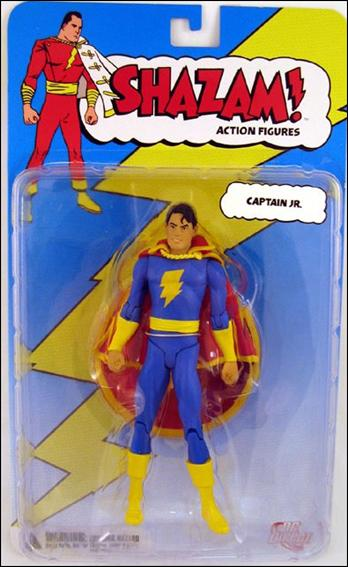 Shazam! (Series 1) Captain Jr. (aka Captain Marvel, Jr.) by DC Direct