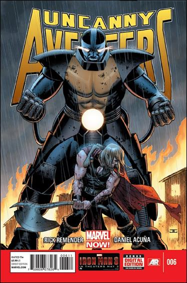 Uncanny Avengers (2012) 6-A by Marvel