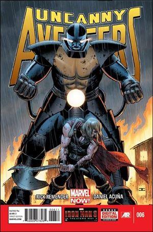 Uncanny Avengers (2012) 6-A