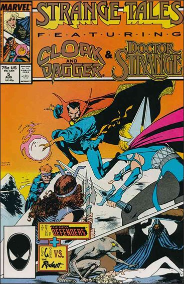 Strange Tales (1987) 5-A by Marvel