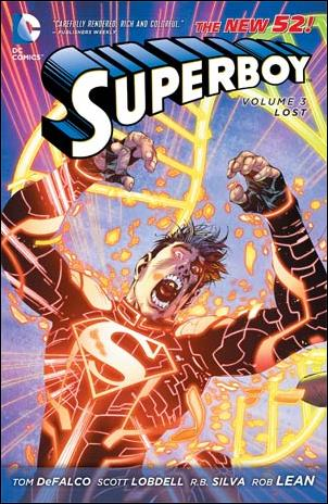 Superboy  3-A by DC