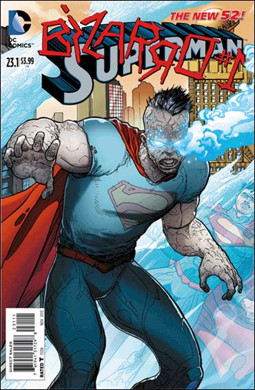 Superman (2011) 23.1-A by DC
