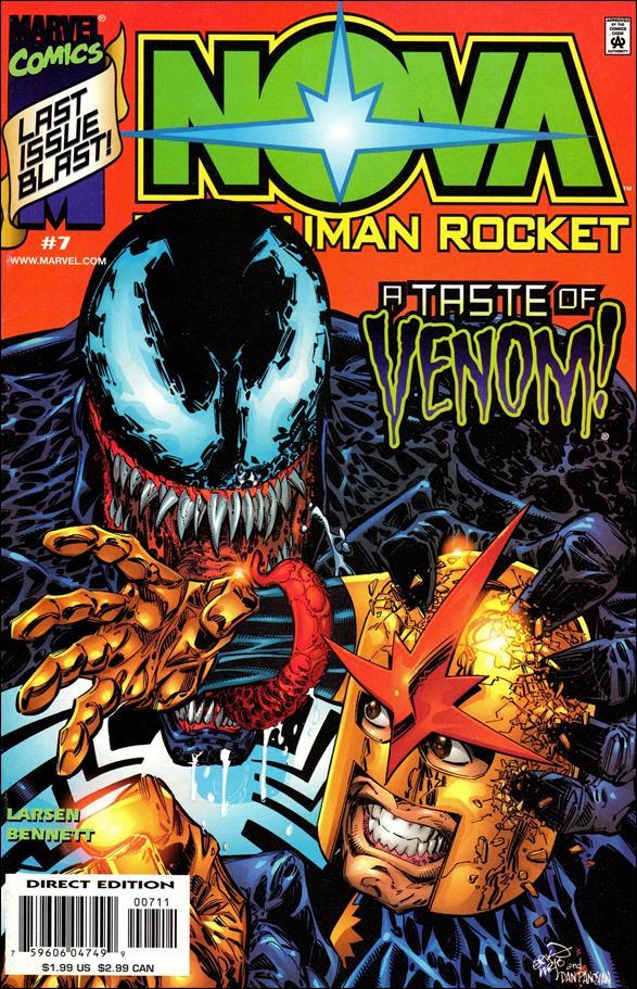 Nova (1999) 7-A by Marvel
