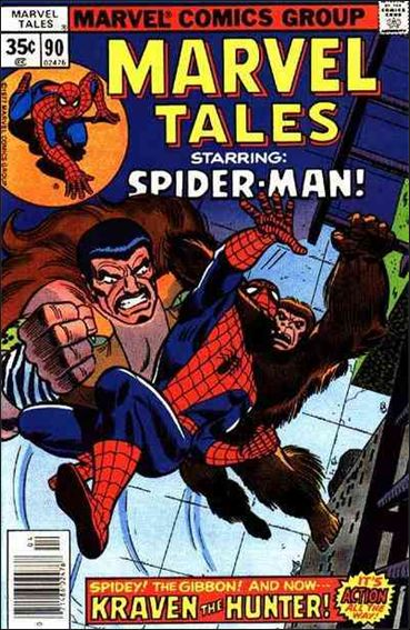 Marvel Tales (1966) 90-A by Marvel
