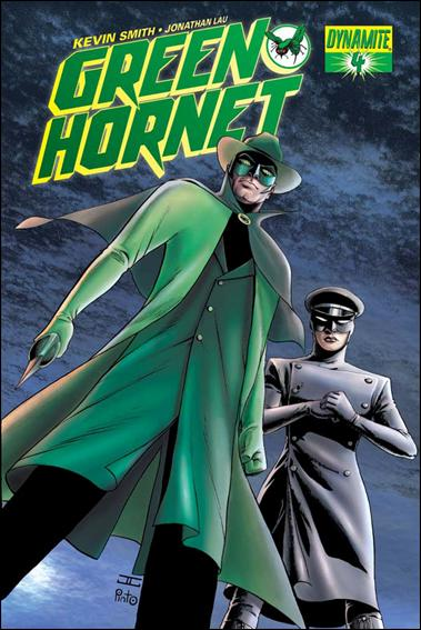 Green Hornet (2010) 4-B by Dynamite Entertainment