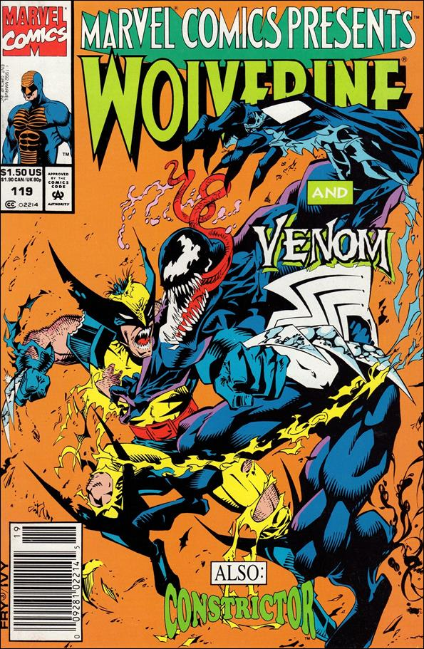 Marvel Comics Presents (1988) 119-A by Marvel