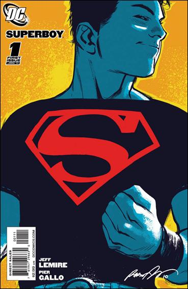 Superboy (2011/01) 1-A by DC