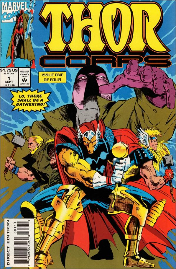 Thor Corps 1-A by Marvel