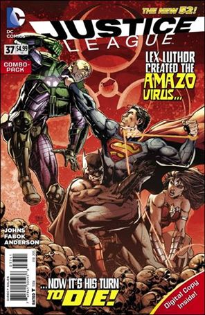Justice League (2011) 37-B