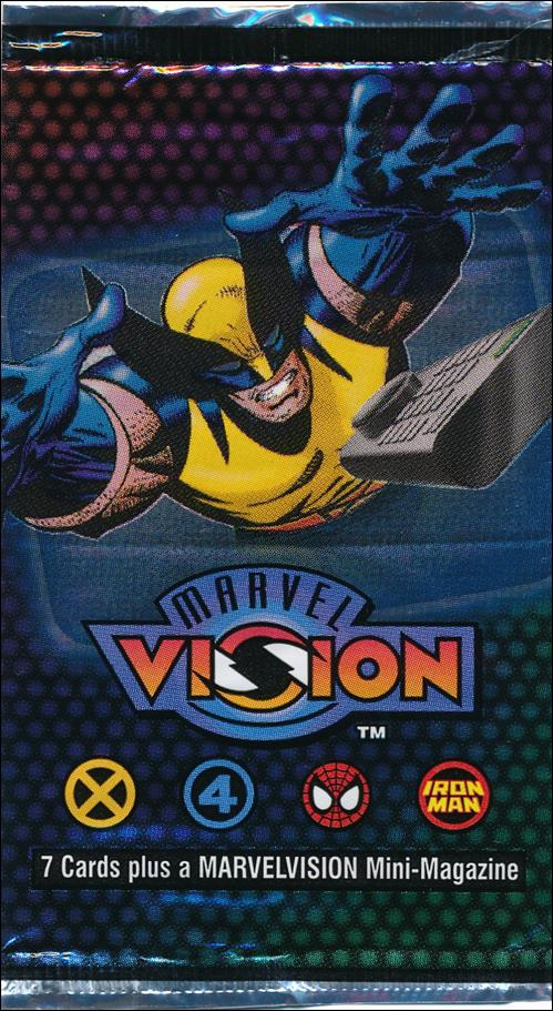 Marvel Vision 2-A by Fleer/SkyBox