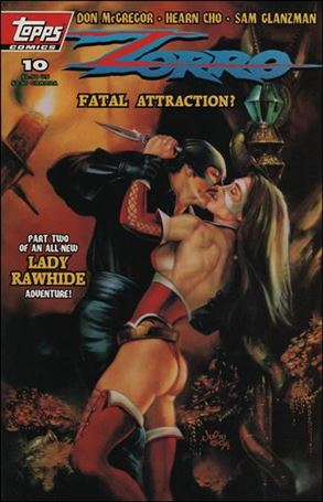 Zorro (1993) 10-A