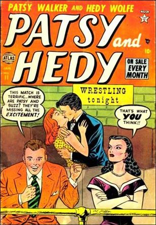 Patsy and Hedy 11-A
