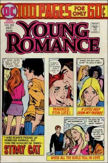 Young Romance (1963) 202-A by DC