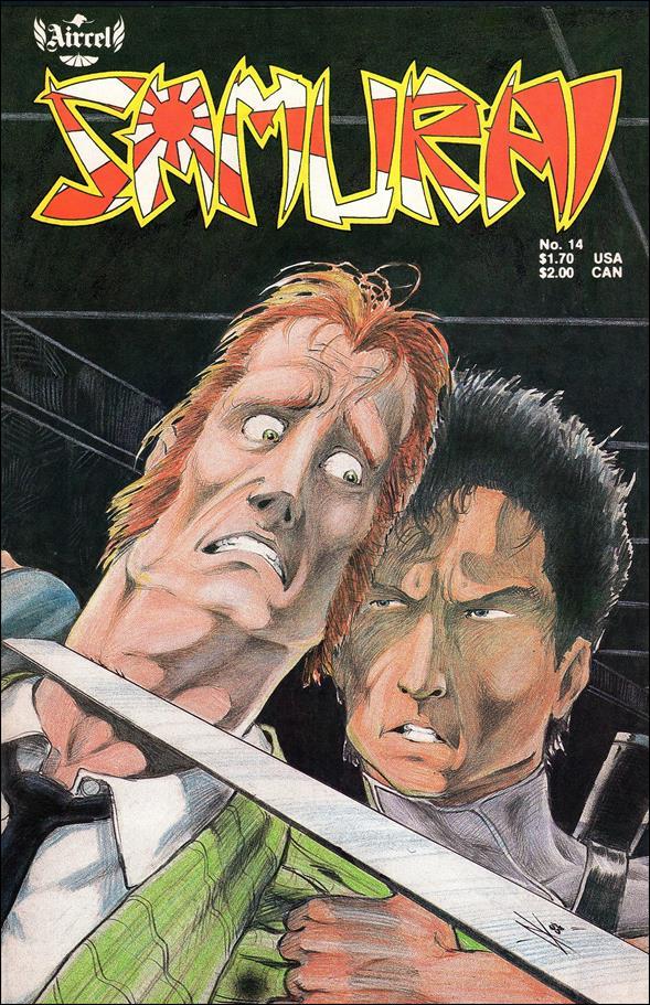 Samurai (1986) 14-A by Aircel