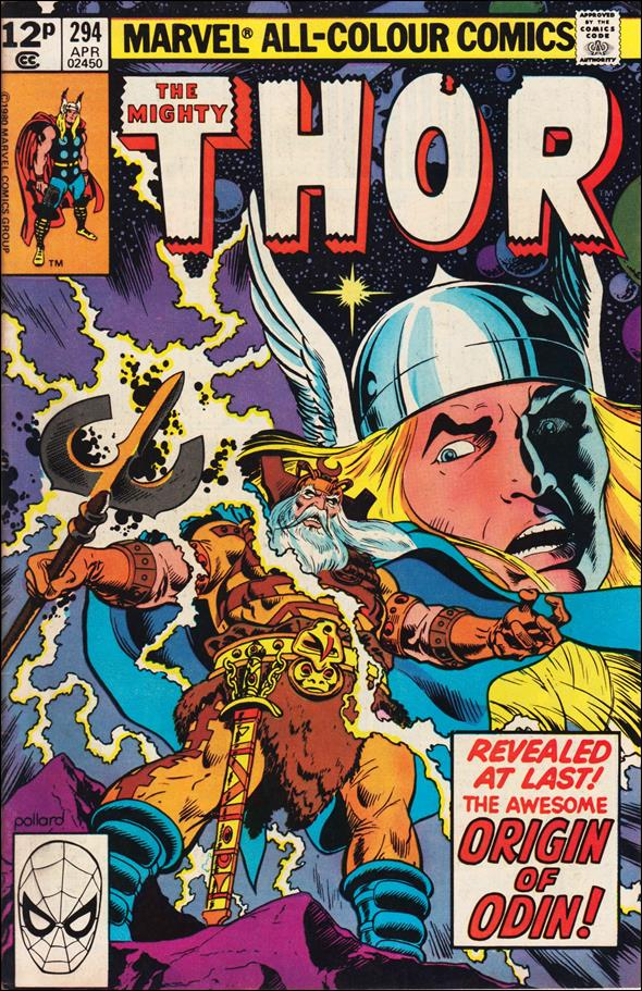 Thor (1966) 294-B by Marvel
