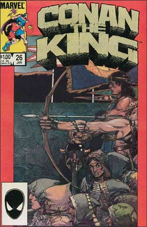 Conan the King 26-A