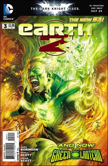 Earth 2 3-A by DC