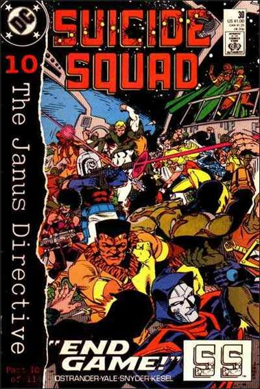 Suicide Squad (1987) 30-A by DC