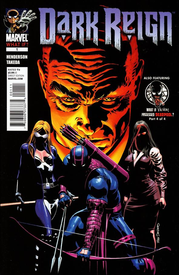 What If? Dark Reign 1-A by Marvel