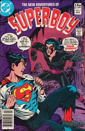 New Adventures of Superboy 4-B