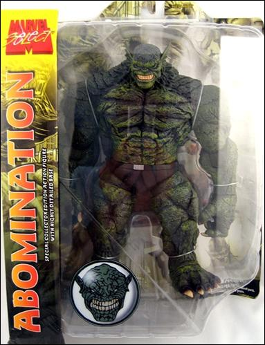 Marvel Select Abomination by Diamond Select