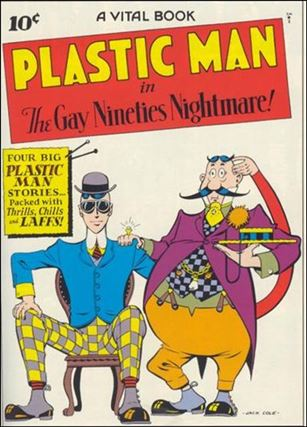 Plastic Man (1943) 2-A